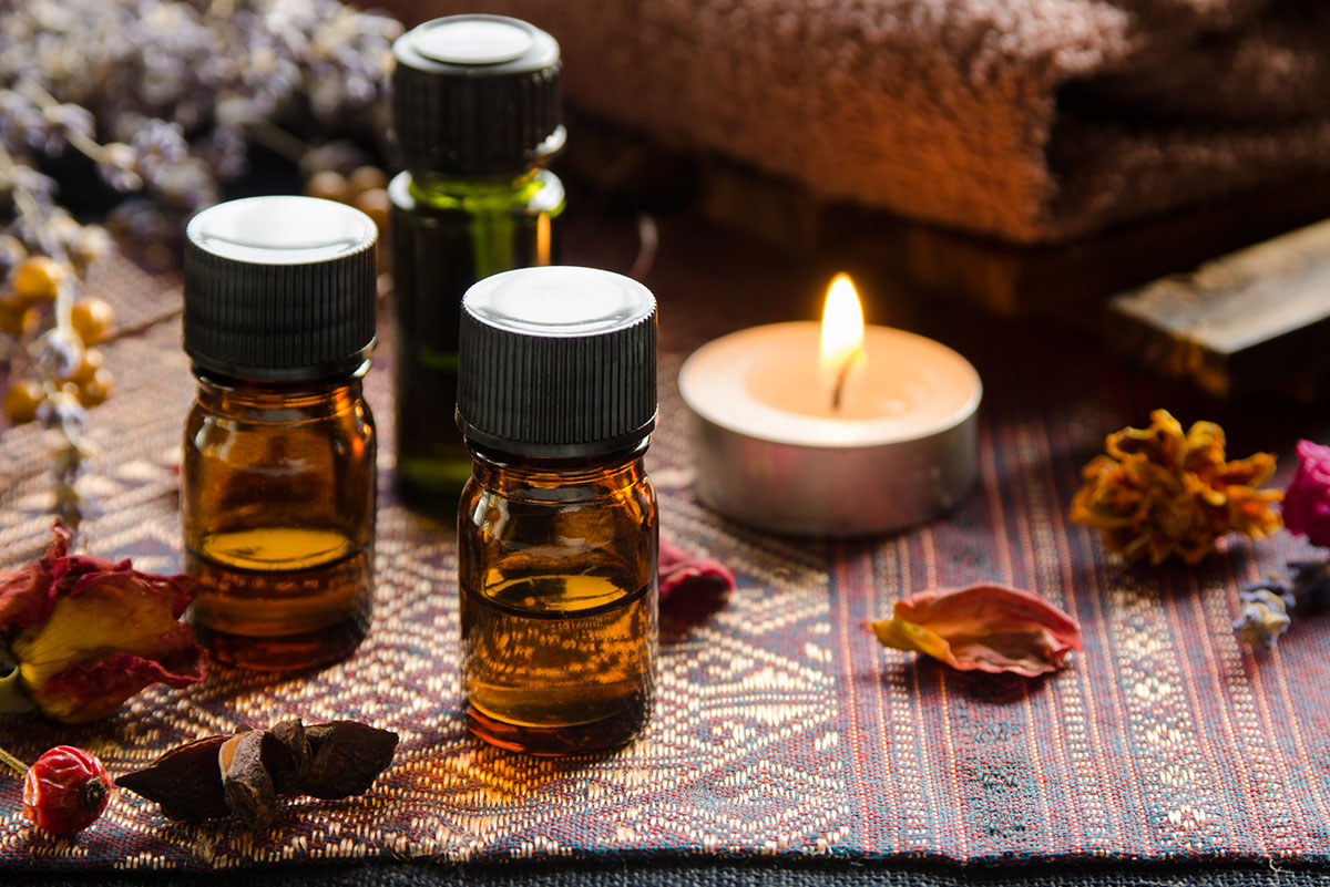 Aromatherapy at Bella Body Yardley PA